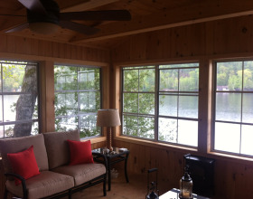 Donna Kinlin – Lakeside Windows and Boathouse